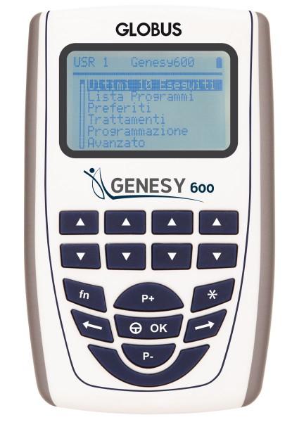 Genesy 600 EMS TENS Denervierte Muskulatur
