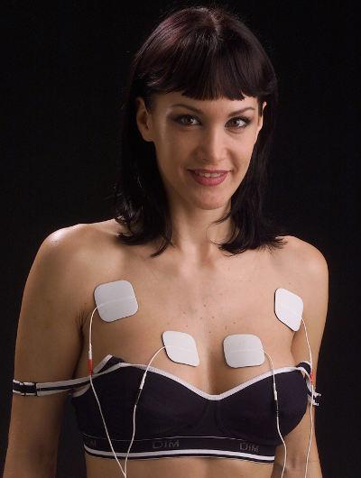 EMS Antiaging Gesichtsanwendung