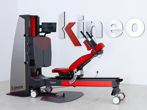 Kineo Beinpress für exzentrisches Training