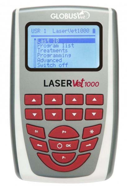 Mobiles Lasertherapiegerät für Tiermedizin