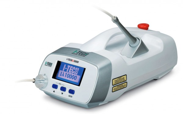 I-TECH LA 10000 Lasertherapie mit 10Watt
