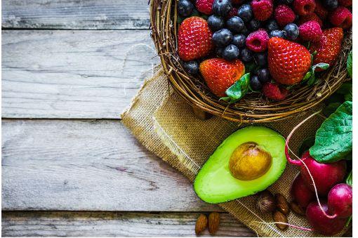 Vegetarische und vegane Lebensmittel