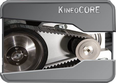Kineoware - spezielle Gewichtsbelastung
