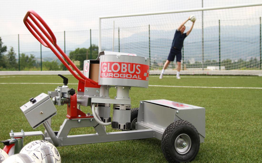 Fragen und Antworten zu EuroGoal Ballmaschinen