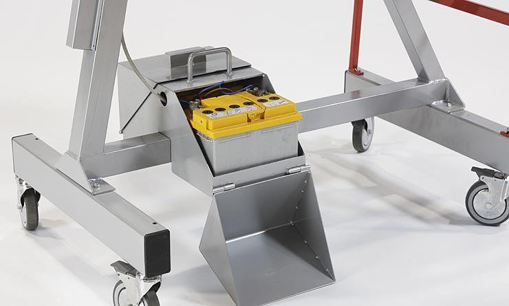 Batterie Kit für Winshots