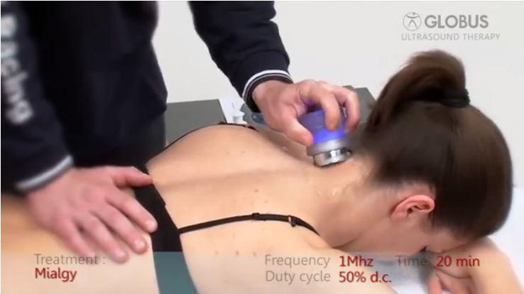 Ultraschalltherapie Myalgien