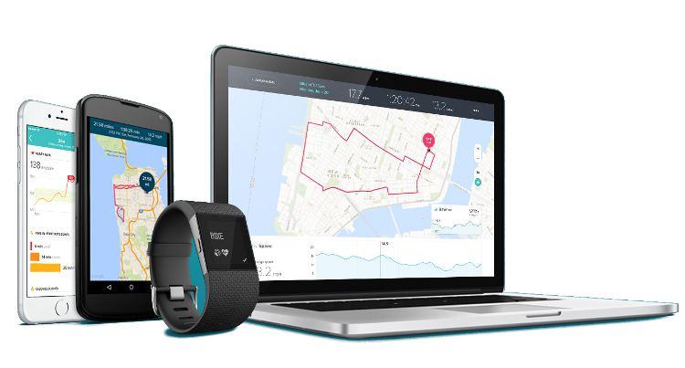 GPS Radsport Tracking für Radtraining