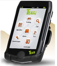 Teasi Pro Pulse Radsport Navigation